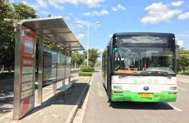广东哪里有智能公交站台厂家